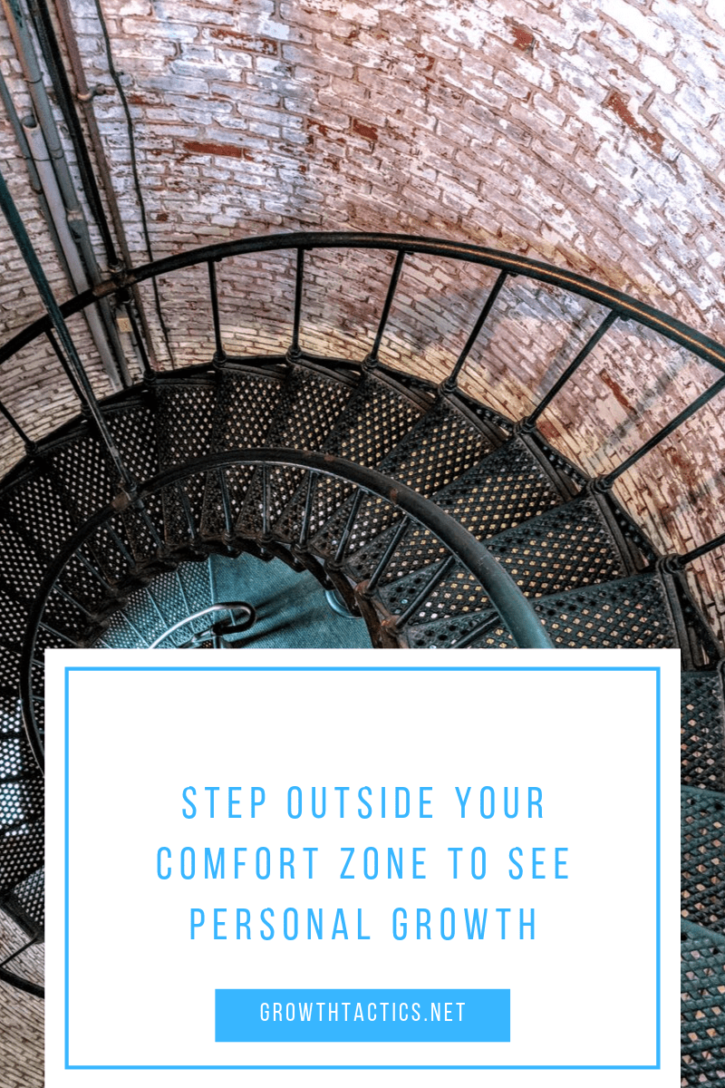 Easily Step Out of Your Comfort Zone and Welcome Personal Growth