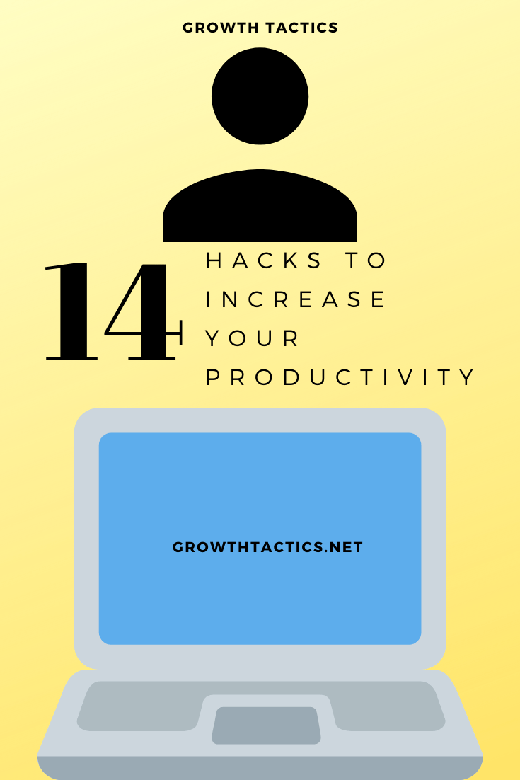 14 Ways to Increase Productivity and Do More