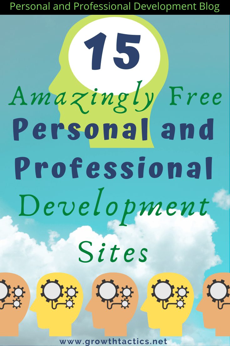 15 Free Personal and Professional Development Websites