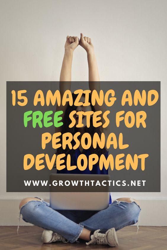 15 Free Personal and Professional Development Sites