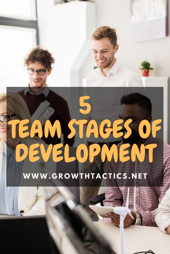 Group Dynamics: 5 Stages of Team Development