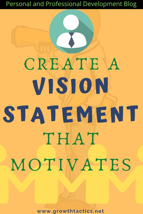 How To Write A Vision Statement That Will Inspire and Motivate