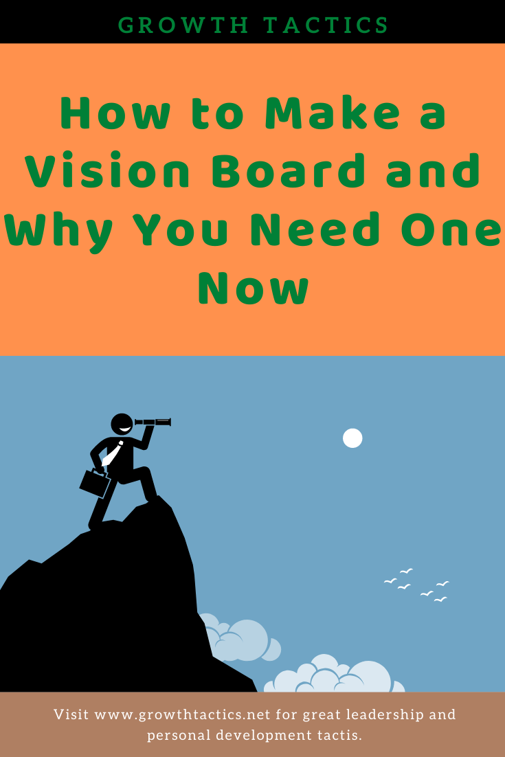 6 Simple Steps To Make A Vision Board + App List