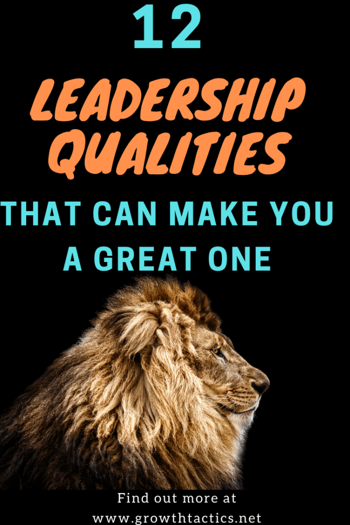 12 Qualities of Leaders You Need to Know to Be Great