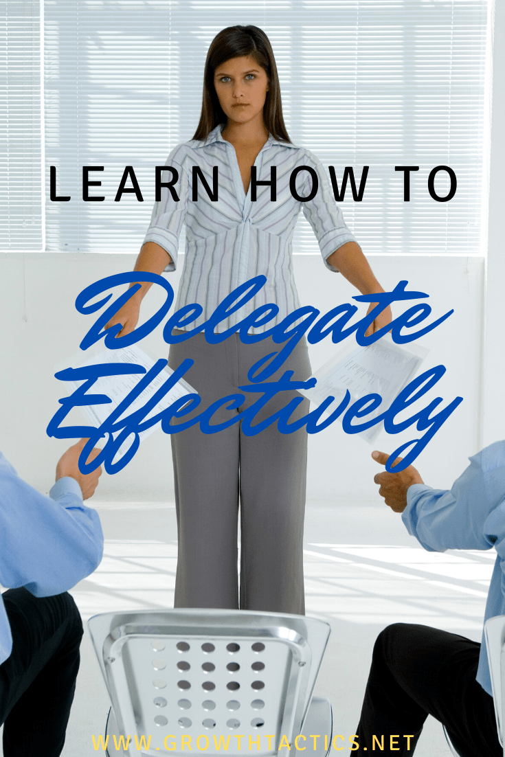 How To Delegate Effectively With The 5 Rights Of Delegation