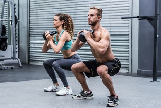 Image of man and woman exercising for the four pillars of strength to build resiliency and bounce back.