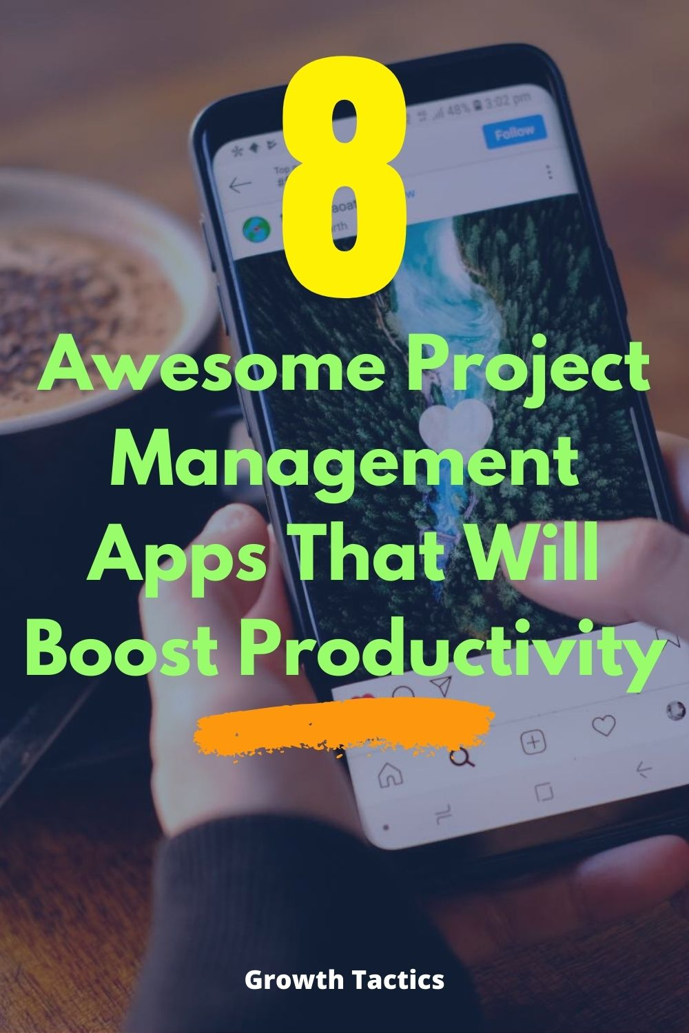 8 Awesome Project Management Apps That Will Boost Productivity