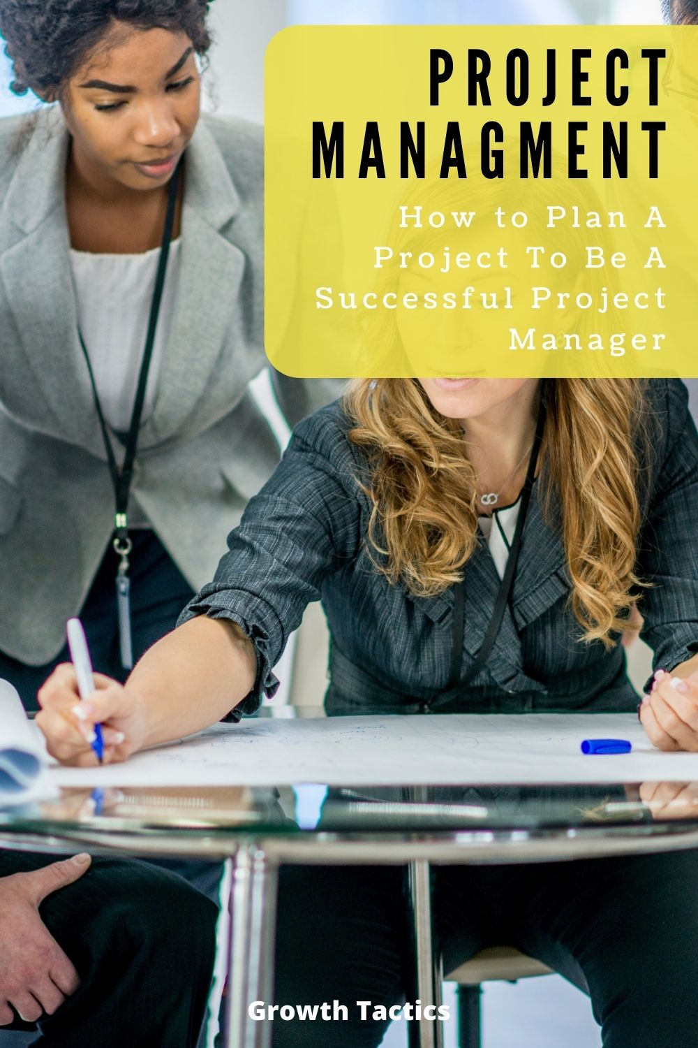 How to Plan A Project To Be A Successful Project Manager