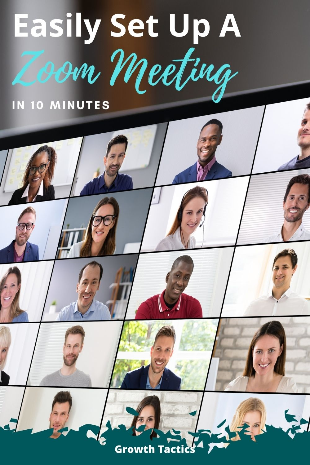 How To Painlessly Set Up A Zoom Meeting In 10 Minutes