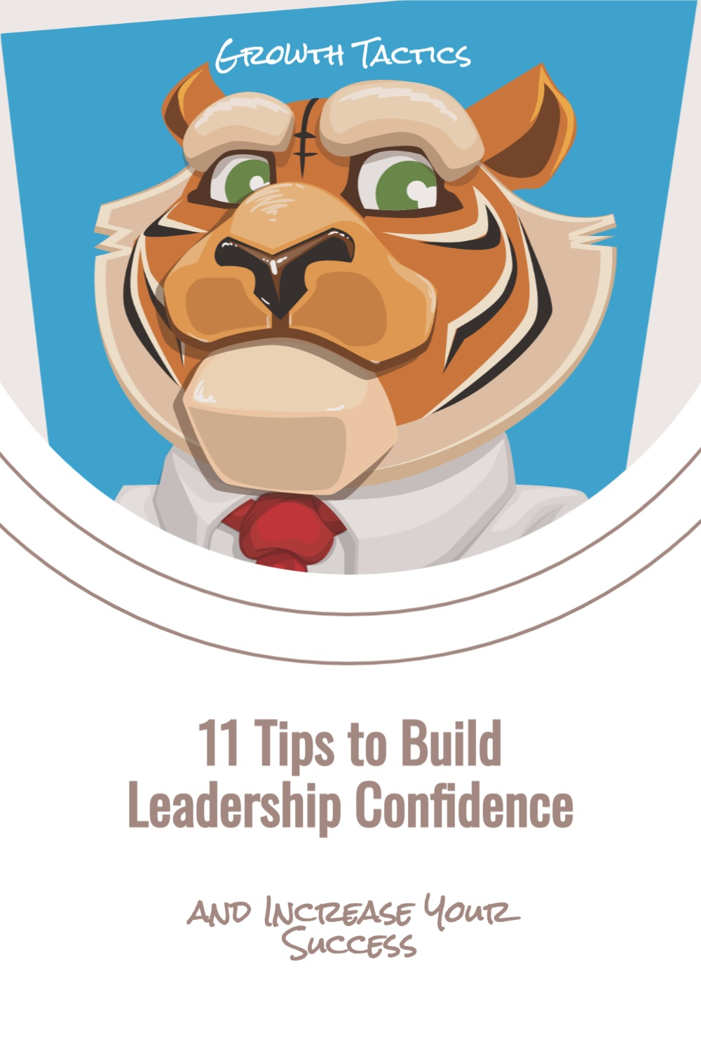 Some people are born with leadership confidence but most of us take time to get there. In this article is all the information to be a confident successful leader.