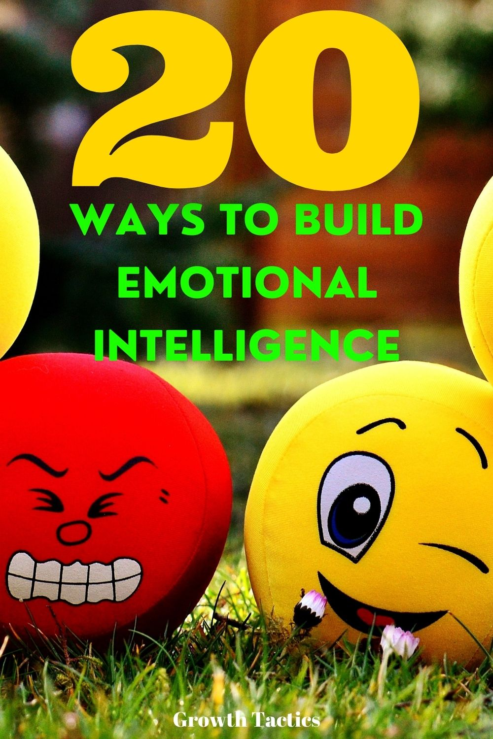 The Ultimate Guide for Developing Emotional Intelligence