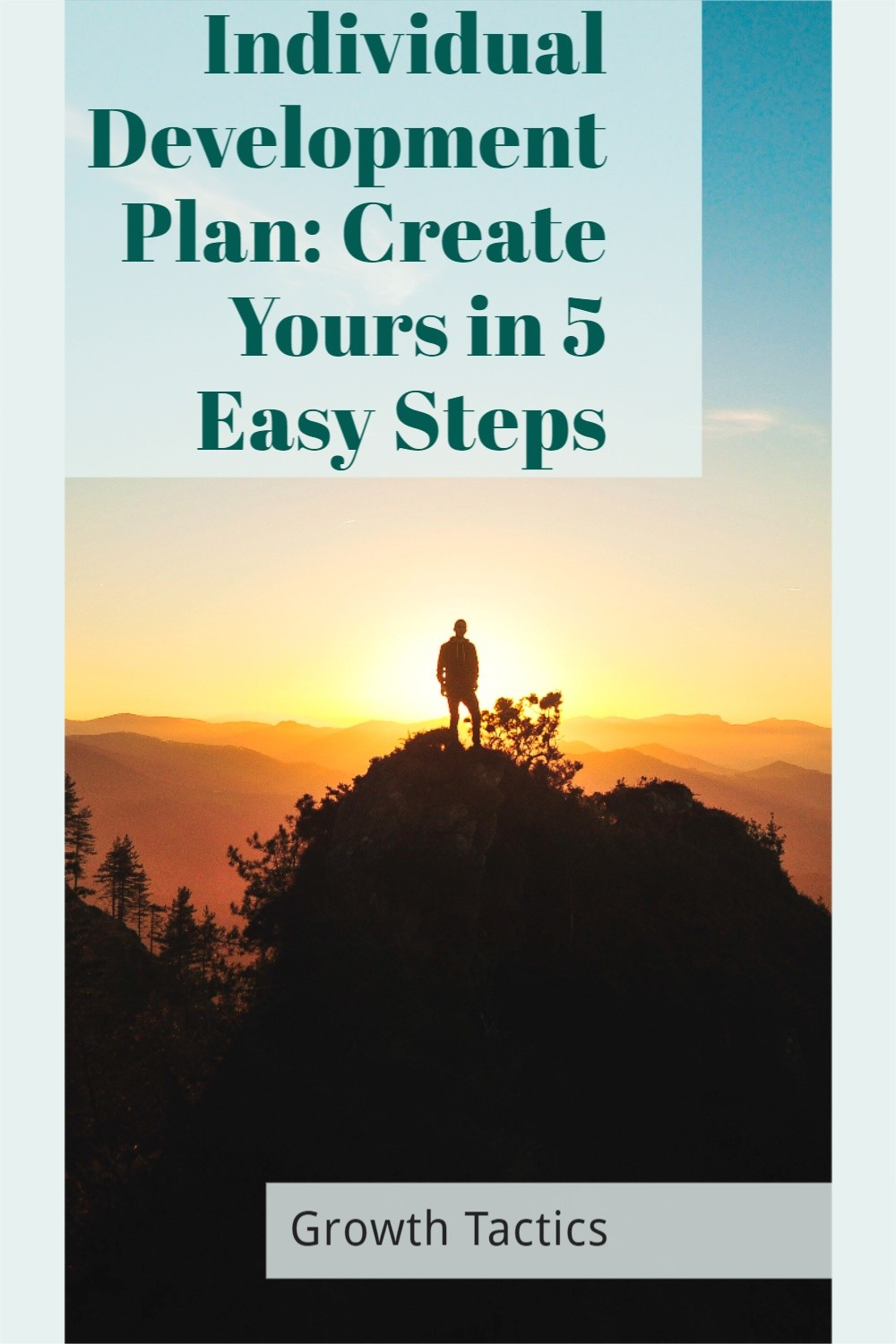 Individual Development Plan: Create Yours in 5 Easy Steps