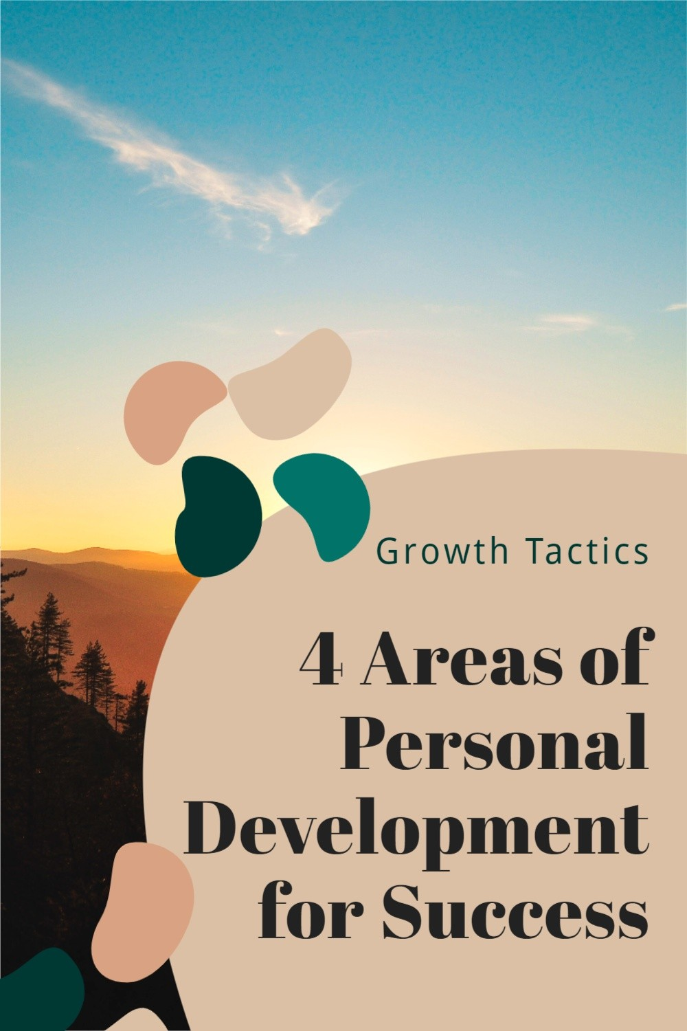 4 Areas of Personal Development for Success