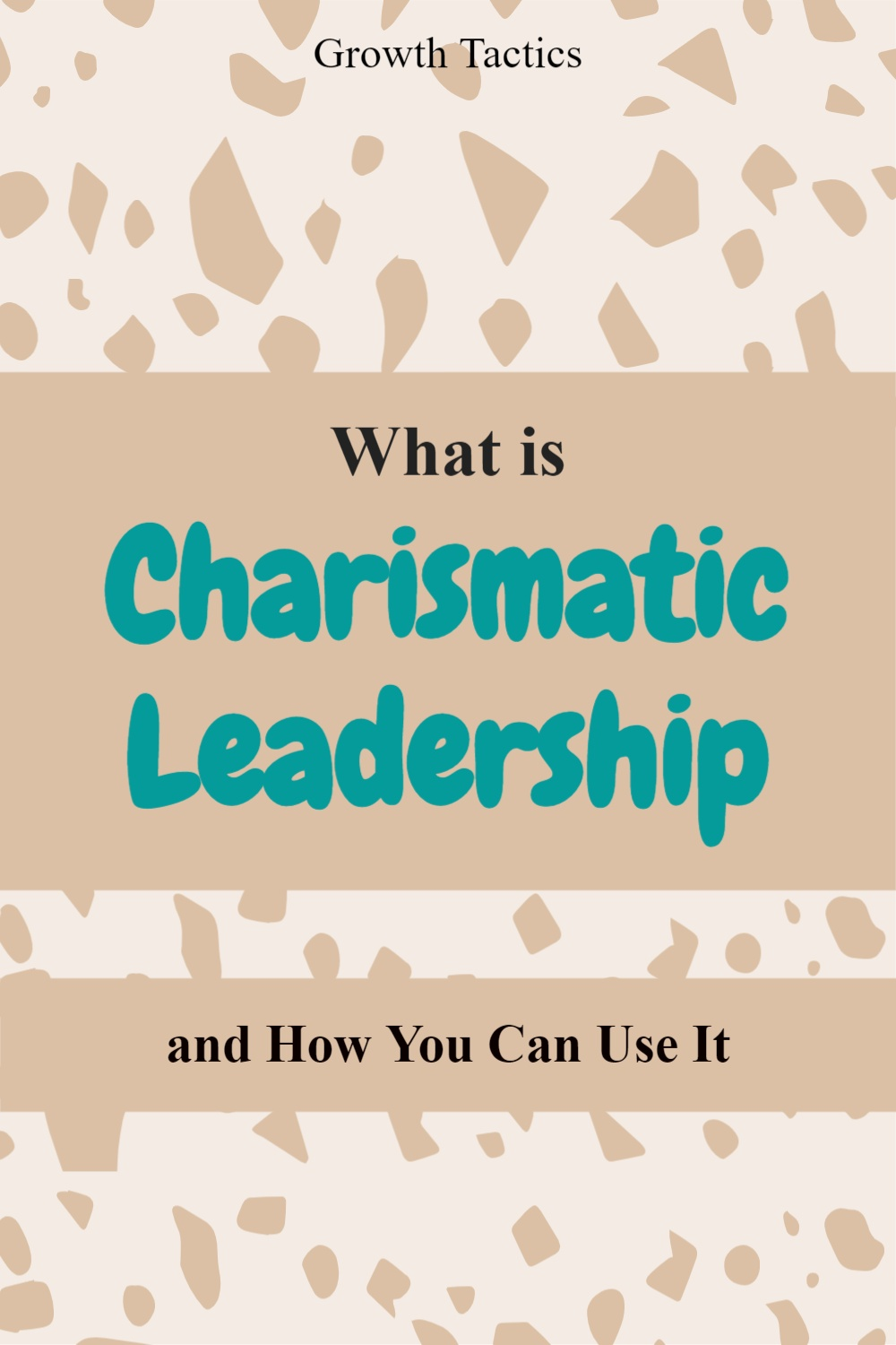 What Is Charismatic Leadership and How You Can Use It