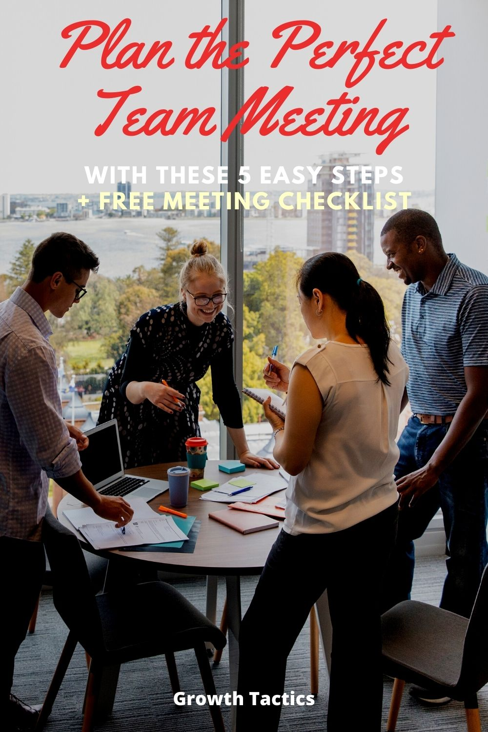 5 Steps to Planning the Perfect Team Meeting