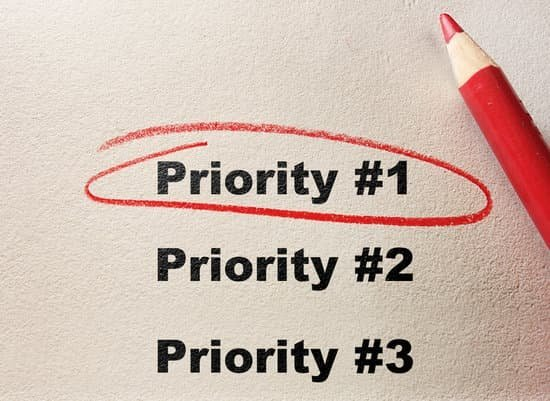 Image of a list of priorities for strong leadership in a crisis
